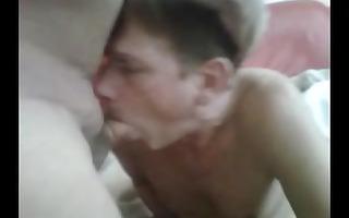 daddy fucking my face hole than wazoo