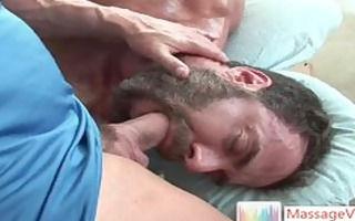 dodge wolf receives his first homosexual massage