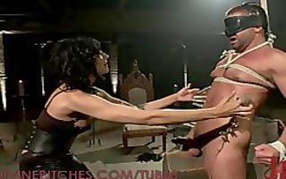 pegged by goddess beretta