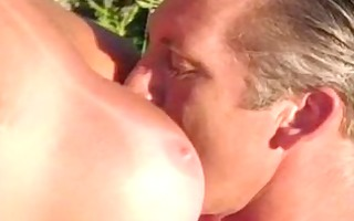 sexy outdoor fuck