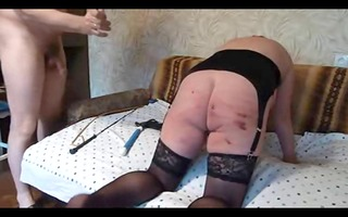fat bum caned