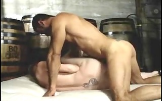 twink tied up and fucked till this chap receives