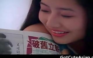 cute oriental stripping part10