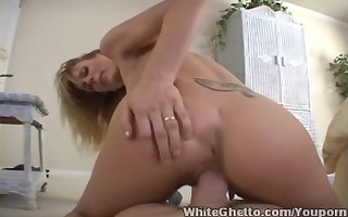 white ghetto - d like to fuck love massive cock