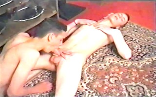 vintage homosexual porn compilation with many