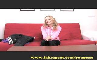 fakeagent fitness playgirl wishes sex workout