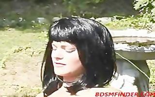 lesbo outdoor meeting