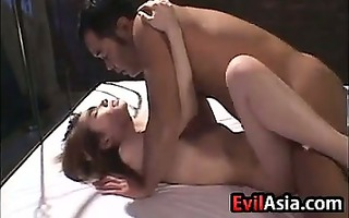 lustful beauty eaten out and screwed