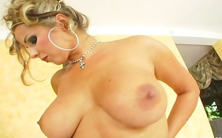 prime cups large tit hotty in body stocking