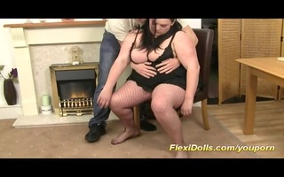 bbw playgirl rebecca ryder as real flexi doll