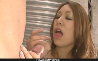 breathtaking redhead playgirl giving a priceless