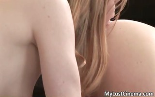wicked hawt lewd blonde doxy licking