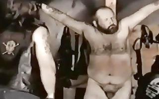 gay bear drubbing and slavery