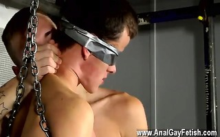 homo clip of the boy didn\t know what to expect,