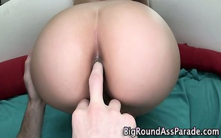 naughty non-professional ass fetish wench