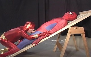 spiderman...save your spunk!