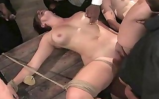 punishing an appealing sex bondman