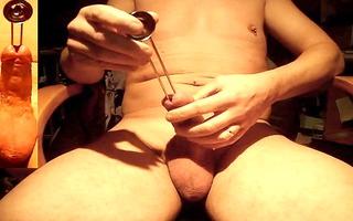 insertion urethral bite cuillere big lengthy