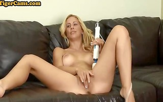 golden-haired mother i cherie deville
