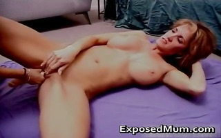 real mommy dilettante tastes the rod part3