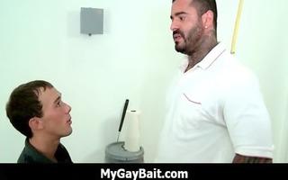 playtime with sugar dad - gay porn 42