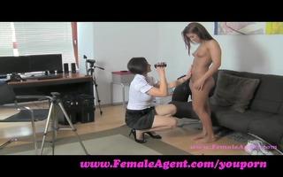 femaleagent. i wish to smack
