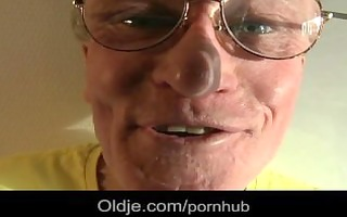 hard and large old ramrod drils unfathomable a