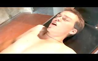 prison camp - full homo porn video