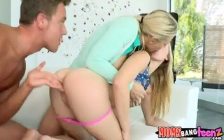 mommy and daughter some dakota james, gal allwood
