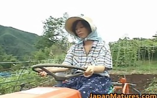chisato shouda oriental older sweetheart receives
