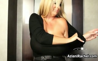 excellent blond mother i with large mambos t live
