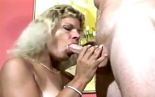 tanned golden-haired mother id like to fuck slut