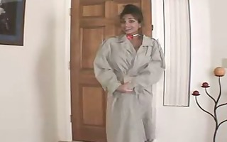 angela devi shows all in her lascivious home vid