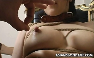 extraordinary slavery and sextoy fuck for an