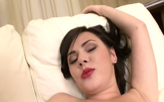 nice-looking vaginal sapphic fisting