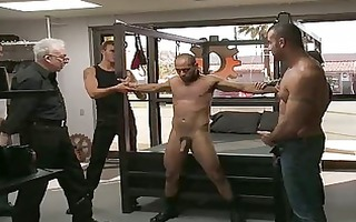 homosexual hunks abuse their fuck partner