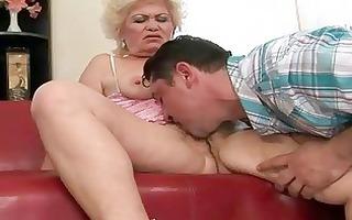 most good of lusty grandmas