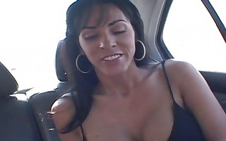 non-professional amazing sexy brunette hair lesbo