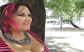 busty mother i sara star meets latin hunk and