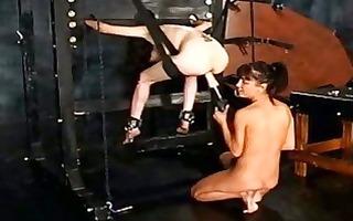 unmerciful dilettante bondage!