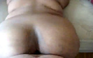 agreeable and large booty (culote gordo y