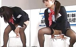 japanese av model and her allies