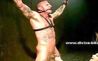 pervert domme with large marangos