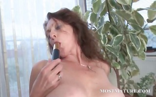 lusty aged vibes her fuck holes