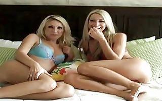 glamorous lesbo angelica saint banging sexy honey