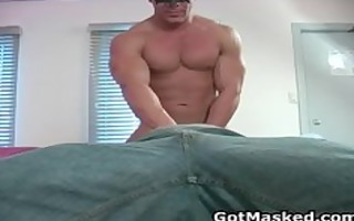 outstanding homosexual man stripping part8