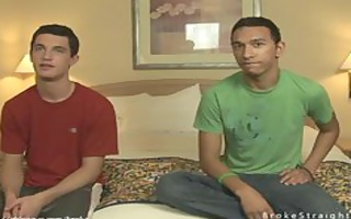 honey homosexual guys on ottoman