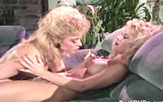 retro lesbos licking their constricted puss
