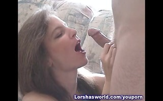 extraordinary role playing cum swallowing