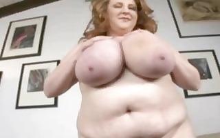 aged chunky slut around oustanding chest